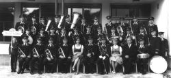 Musikverein Pichl 1964